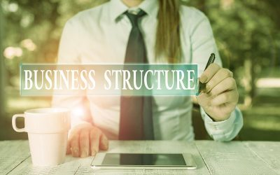 Are you in the right business structure?