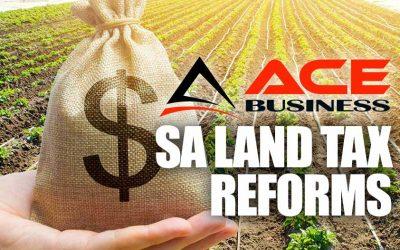 SA Land Tax Reforms