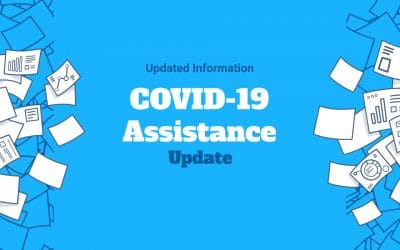 Updates on COVID Assistance – 11th August 2021